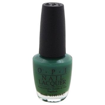 OPI Nail Lacquer - Hong Kong Collection, Jade Is The New Black