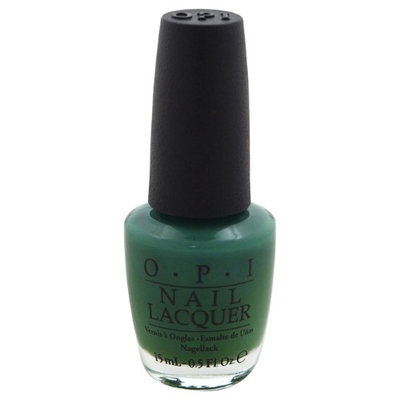 OPI Nail Lacquer - Hong Kong Collection, Jade Is The New Black
