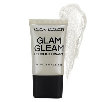 Kleancolor All Skin Color ROSE Glam Gleam Liquid Illuminator Shimmer Effect
