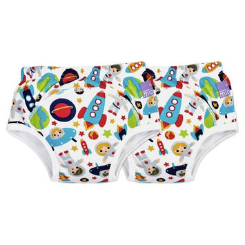 Bambino Mio Training Pants Outer Space 3+ Years - 2 Pack