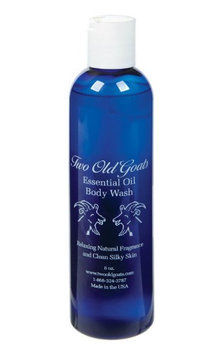 Two Old Goats 8 Oz Lavender Body Wash (A AND F BW CASE)