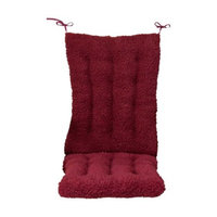 Sherpa Rocking Chair Cushion Set by OakRidgeTM