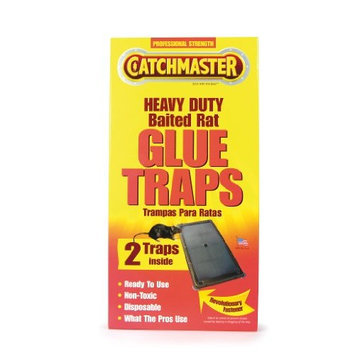Ap & G Inc Catchmaster 404sd Heavy Duty Rat, Mouse & Snake Glue Traps 2 Count