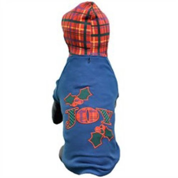 East Side Collection Holly Days Joy Hoodie, Small