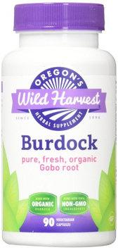 Oregon's Wild Harvest Burdock, 450 mg, 90 vcaps