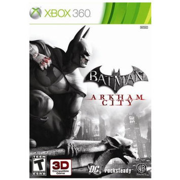 Warner Brothers Batman Arkham City for Xbox 360 Preowned