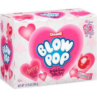 Charms Valentine Cherry Blow Pops, 25 count, 13.75 oz