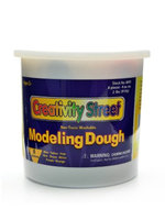 Pacon Creativity Street Modeling Dough bucket of 8, assorted, 4 oz. [pack of 2]