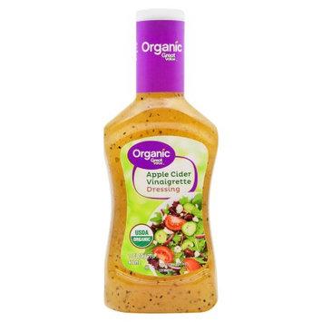 Great Value Organic Apple Cider Vinaigrette Dressing