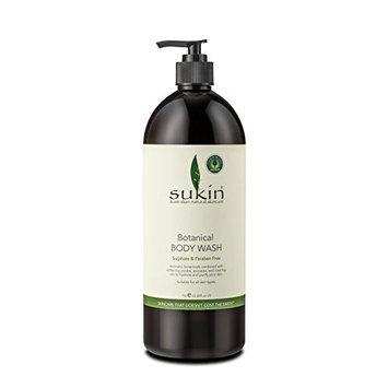 Sukin Botanical Body Wash Pump 1000ml