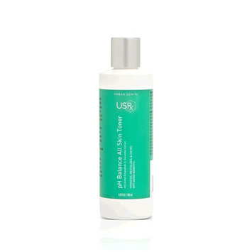 Urban Skin Rx pH Balance All Skin Toner Mild and Nurturing Peptide Rich Formula designed to Clear, Balance and Prep the Skin 6.8 fl oz