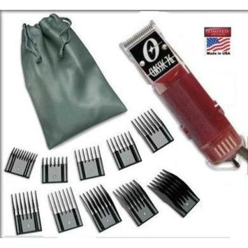 Oster Classic 76 + 10 Piece Comb Set