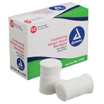 Vital-Roll Conforming Gauze Sterile 3 x 131 Pk/12