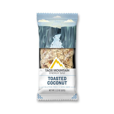 Taos Mountain Energy Bar (2.2 Ounce, 12 Count) (Rebel Pack)
