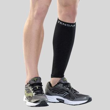 Zensah - Leg Sleeves Calf Guards-Singles NVY-L/XL