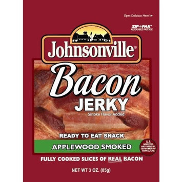 Meat Maniac Johnsonville Applewood Smoked Bacon Jerky