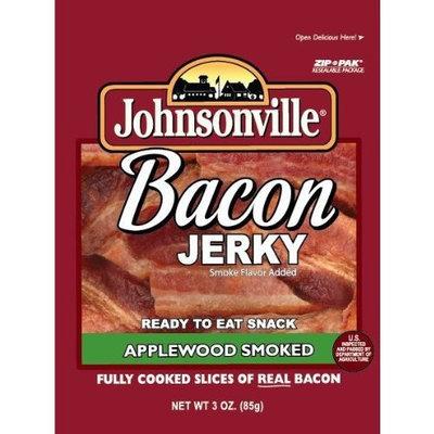 Meat Maniac Johnsonville Applewood Smoked Bacon Jerky