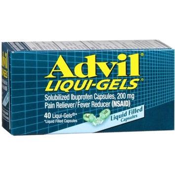 Advil Liqui-Gels 40-Count