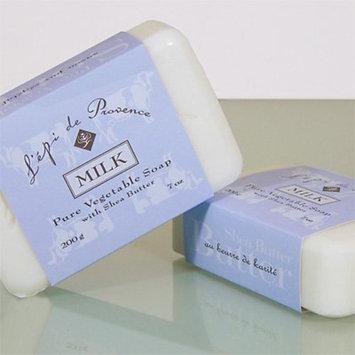 L'Epi de Provence - Milk - Pure Vegetable Soap with Shea Butter - 200 Gram [1]