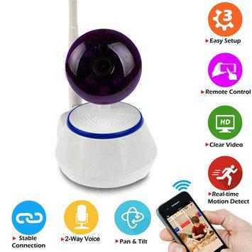Ktaxon 720P HD P2P Wireless, Network Baby Monitor, IP Camera Wifi IR Day Night APP View