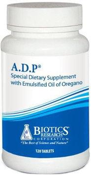 Biotics Research A.D.P. Digestive Formula 120 Tablets