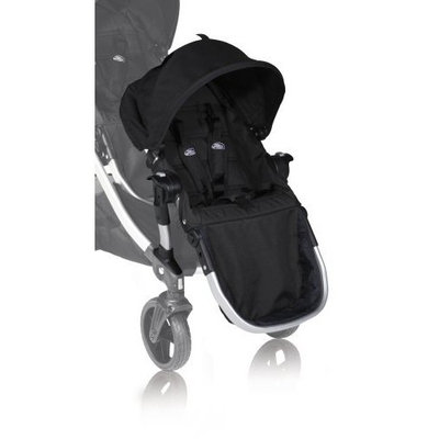 Baby Jogger 2010 City Select Stroller Second Seat Kit, Onyx (Discontinued by Manufacturer)