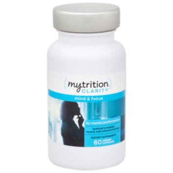 Mind and Focus Formula (60 Veggie Capsules) by MyTrition at the Vitamin Shoppe