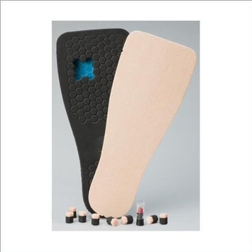 Complete Medical Peg-Assist Insole Square-Toe, Extra-Small, 1 Pound