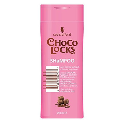 Lee Stafford Choco Locks Shampoo With Cacao Extract 250ml
