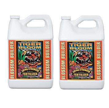 Fox Farm FoxFarm Tiger Bloom Liquid Concentrate Plant Fertilizer, 2 Gallons FX14020
