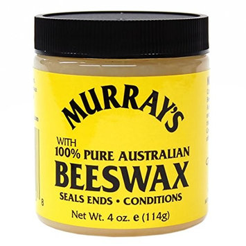 MURRAY'S 100% PURE AUSTRALIAN BEESWAX 4 OZ