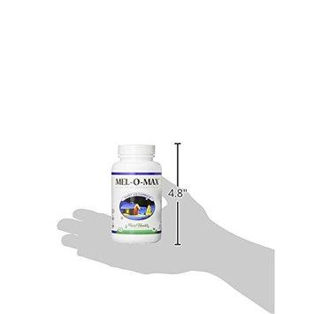 Maxi Health Mel-O-Max - Melatonin - with Valerian Root - Sleep Aid - 120 Capsules - Kosher