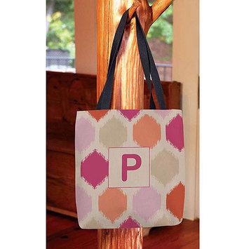 Thumbprintz - Batik Monogram Tote Bag