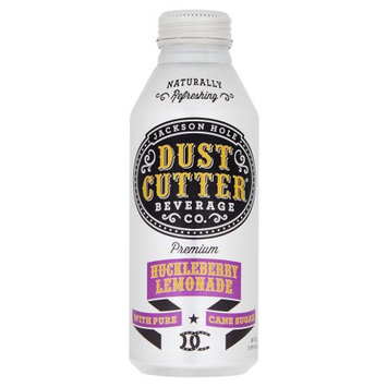 Dust Cutter Beverage Co. Dust Cutter, Lemonade Huckleberry, 16 Fo (Pack Of 12)