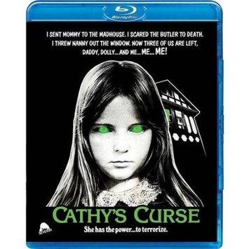 Cav Distributing Corp Cathys Curse Blu-ray