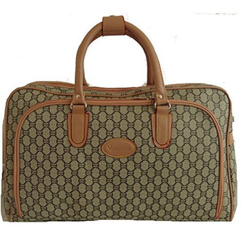 Gossip Girl - Designer Inspired Unisex Holdall / Luggage / Weekend / Gym / Duffel / Carry On Bag 30L / 33L / 36L / 39L + Wallet