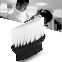 Pro Wide Neck Duster Cleaning Brush Hair Sweep Soft Hairbrush Professional Barbers Salon Stylist Barber Hair Cutting Brush Styling Tool