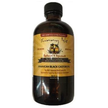 Sunny Isle Jamaican Black Castor Oil 6 Fluid Ounce
