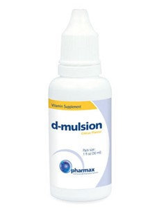 Biotics Research Bio-D-Mulsion Forte Emulsifer Vitamin D - 2000 IU - 1 fl oz