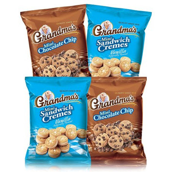 Grandma's Mini Cookies 40 ct Variety Pack
