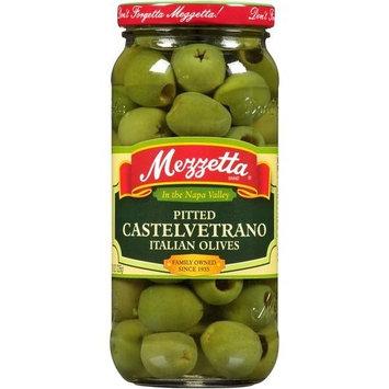 Mezzetta Pitted Castelvetrano Italian Olives, 8 oz