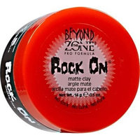 Beyone the Zone Rock On Matte Clay & Rock On Volumizing Powder 0.27 oz Travel Size Set - GREAT STOCKING STUFFER! FREE HOLIDAY WRAP AND BOW!