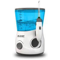 Belmint Professional-Grade Countertop & Water Flosser w/ 3 Interchangeable Nozzles, and Bonus Tongue Scraper