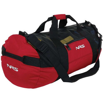 NRS Purest Mesh Duffel Bag, Large Red