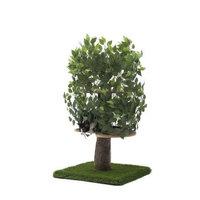 Square Base Cat Tree - 4 ft.