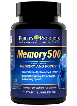 Purity Products Memory500