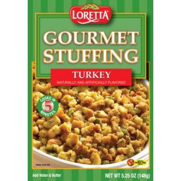 Bektrom Foods Loretta Turkey Stuffing Mix