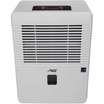 Arctic King Energy Star 30-Pint Dehumidifier, White