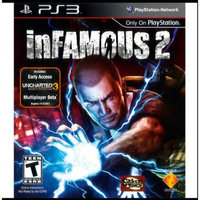 Sony Infamous 2 (PS3) - Pre-Owned