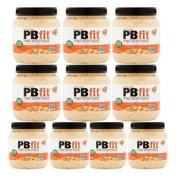 PBfit All-Natural Peanut Butter Powder (10 Pack (24 oz))